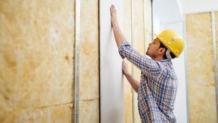 Instalación de paredes de pladur