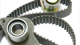 Correas, rodamientos y tensores