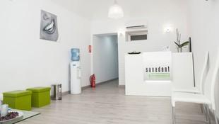 Recepción de nuestra clínica dental