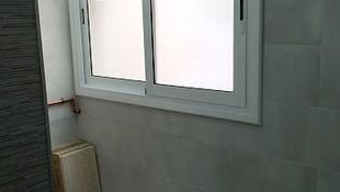 Ventanas de aluminio y PVC en Horta-Guinardó (Barcelona)