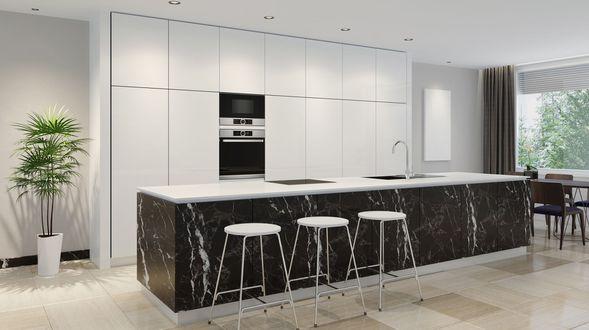 Diseño de mobiliario de cocina en Getxo
