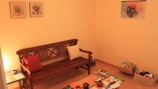 Sala de espera de la consulta