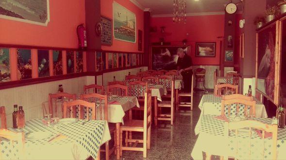 Restaurante de cocina tradicional