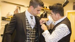Trajes de caballero en Ciudad Real