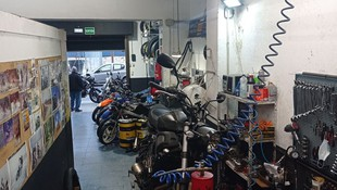 Neumáticos de moto Les Corts Barcelona