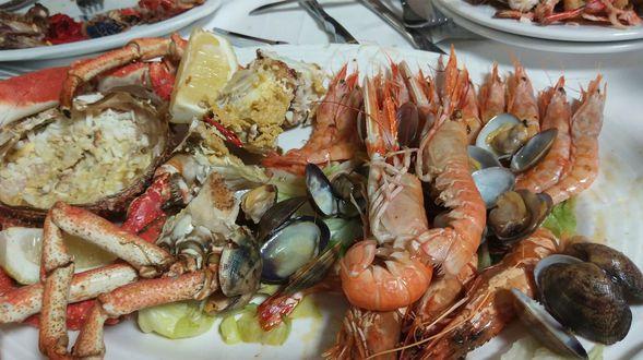 Cocina marinera en Santander