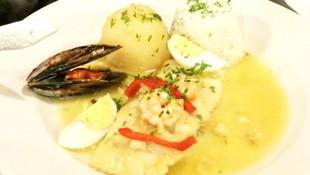 Deliciosos pescados en Costa Teguise