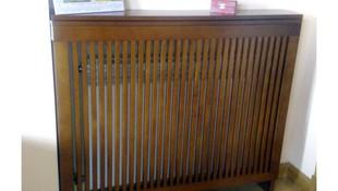 Cubreradiadores en madera