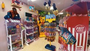 Nueva tienda de disfraces y artículos de fiesta