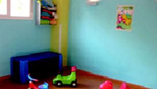 Sala para desarrollas diferentes actividades