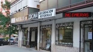 Muebles de cocina en Hortaleza (Madrid)