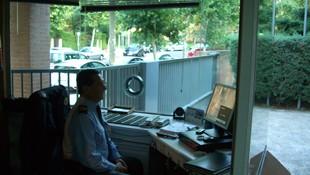 Contamos con los más avanzados medios para el control y la vigilancia de las instalaciones