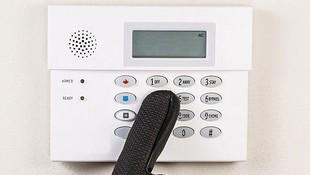 Instalación de kit de alarma