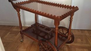 Restauración de  todo tipo de muebles de madera y de todos los estilos