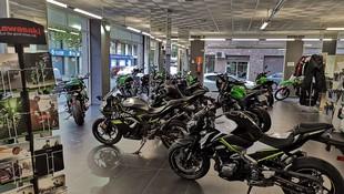 Venta de motos en Elche