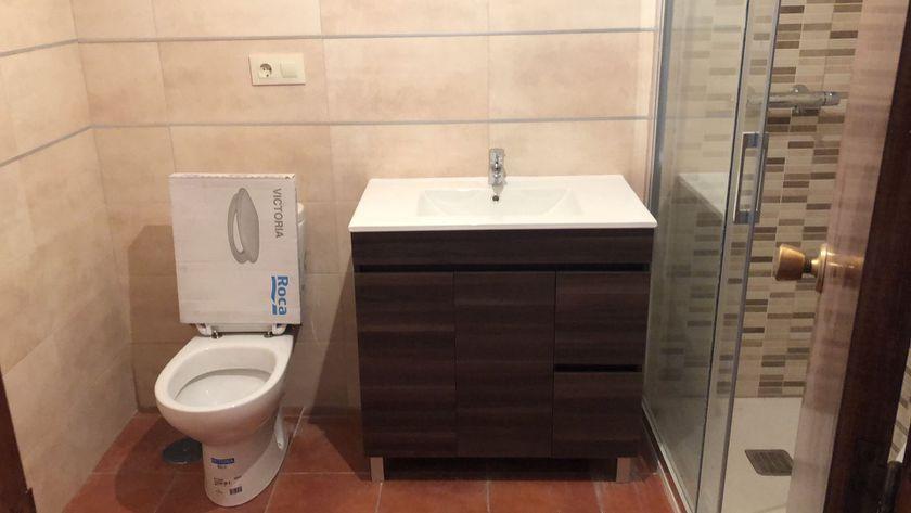 Reforma de baños en Móstoles