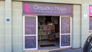 Entrada Orquídea Hogar
