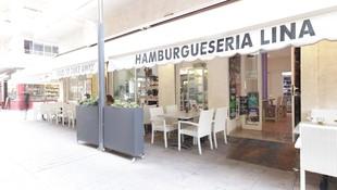 Hamburguesería Lina