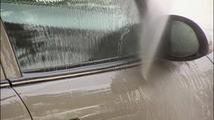 Lavado de coches a mano en Huelva