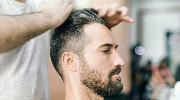 Barber shop en Tres Cantos