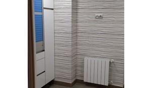 Reforma de salón de vivienda en Basauir