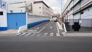 Cómo llegar 7: Entra por calle Transversal La Rabasa