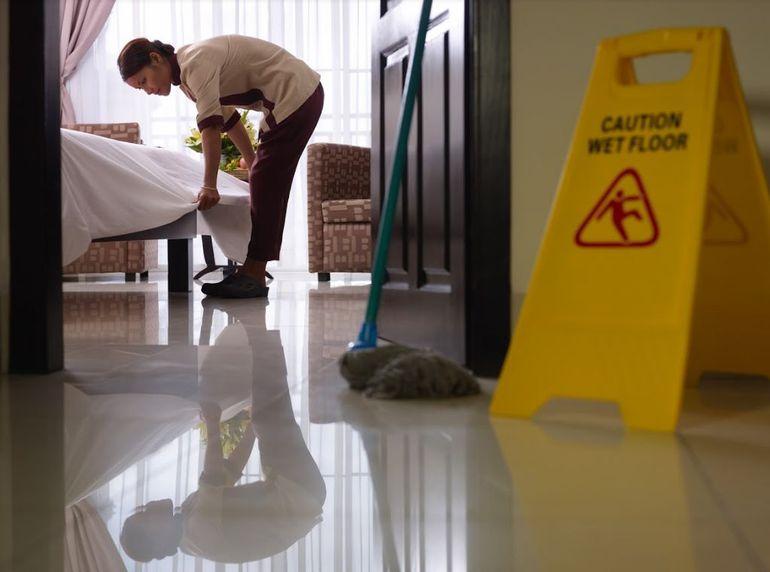 Limpieza del hogar en Sarriá