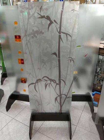 Vidrios decorativos en Santurtzi
