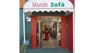 Entrada a nuestra tienda de sofás y tresillos en Los Barrios, Cádiz