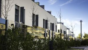 13 viviendas en Cooperativa en San Sebastián de los Reyes (Madrid). Entregadas.