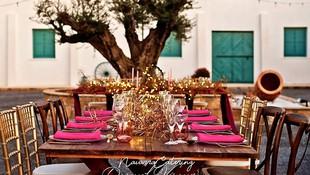 Alquiler de sillas y mesas para bodas