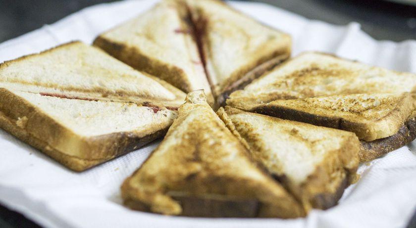 Sándwiches variados en vigo