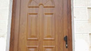 Fabricación puertas garaje y puertas de exterior