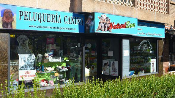 Peluqueria Canina Guadalajara