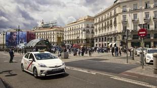 Tu taxi de confianza en Madrid