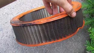 Cambio de filtro de aire