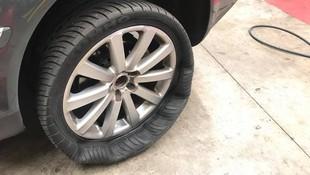 Arreglo y cambio de ruedas
