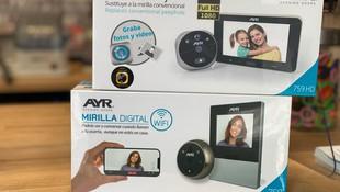 AYR Mirilla digital. Consulta por nuestras ofertas!! 658 06 81 06.