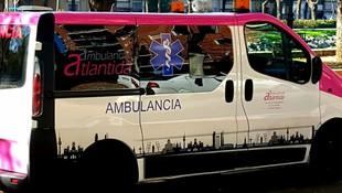 ambulancias atlantida