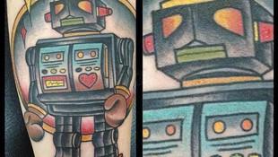Tatuajes personales