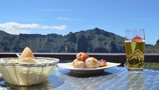 Excelente terraza en el Mirador Cruz de Hilda, Tenerife