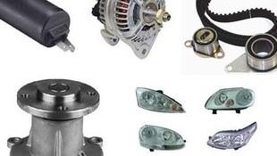 Tienda de recambios y piezas de repuesto para coches