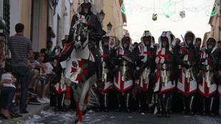 Caballos para celebración de Moros y cristianos en la Comunidad Valenciana