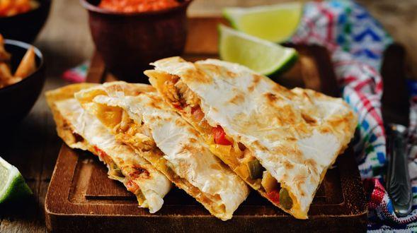 Comida mexicana en Ourense