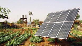 Energía solar y eólica en Teruel