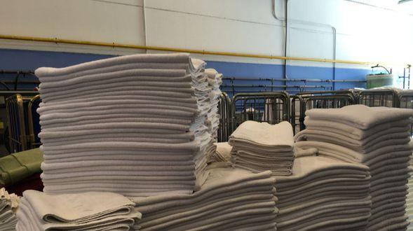 lavandería industrial en Madrid