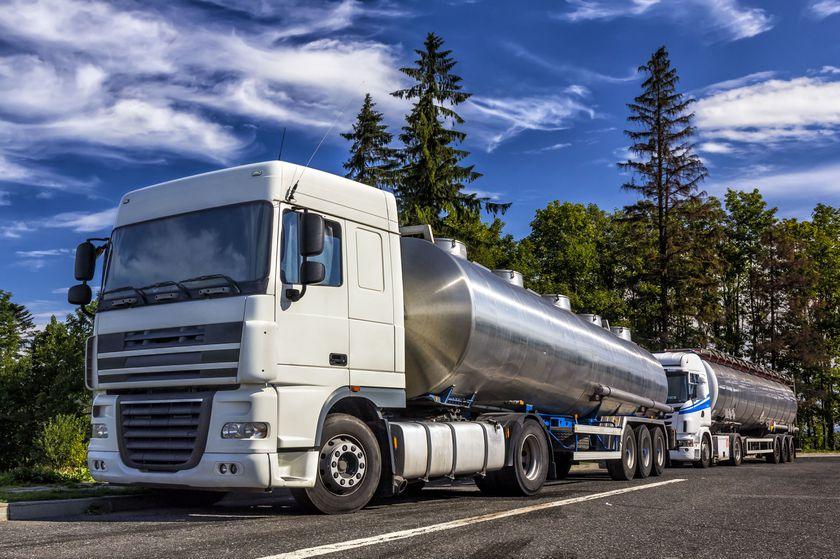 Cisternas de aluminio para camiones