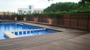 Creación de espacios exteriores en Sant Antoni de Vilamajor