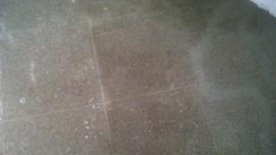 suelo terrazo mal estado ( solucion terminacion de pulido y vitrificado)