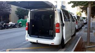 Servicio de taxi al puerto en Granollers